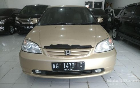 Jawa Timur, jual mobil Honda Civic VTi-S Exclusive 2003 dengan harga terjangkau