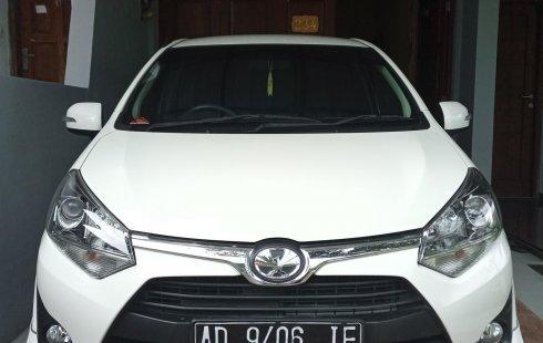 Toyota Agya 1.2L TRD A/T 2019 Putih