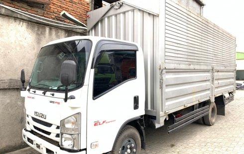 MURAH Isuzu Elf 125ps LONG NMR71L Wingbox 2019 CDD Wing Box 180KM SAJA