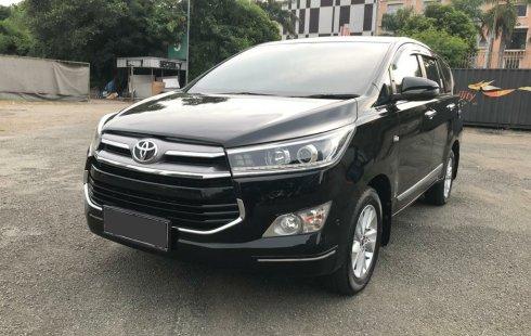 Toyota Kijang Innova 2.0 V 2018 Hitam