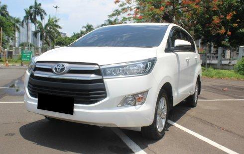 Toyota Kijang Innova 2.4G 2019 Putih