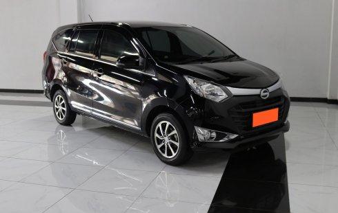 Daihatsu Sigra R Deluxe AT 2018 Hitam