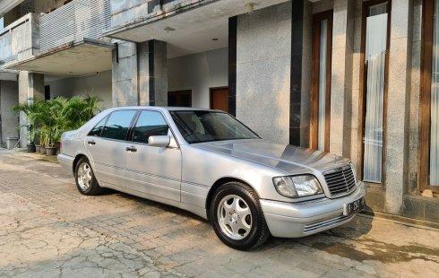 Mercedes Benz S 320 L ATPM Th 1997