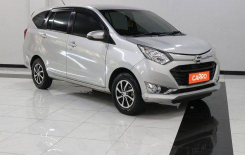 Daihatsu Sigra R MT 2017 Silver