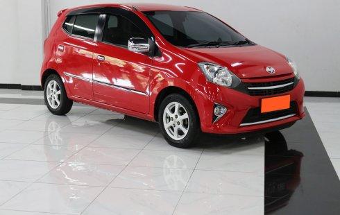 Toyota Agya 1.0 G MT 2015 Merah