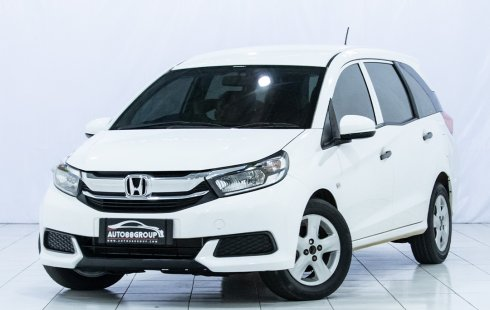 HONDA MOBILIO FACELIFT S MT WHITE 2017