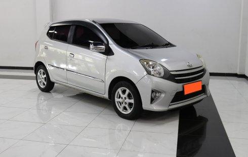 Toyota Agya 1.0 G AT 2015 Silver