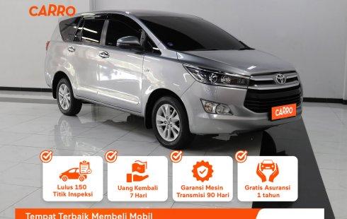 Toyota Innova 2.0 V MT 2019 Silver