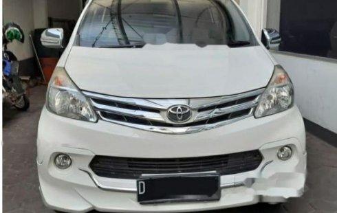 Jual mobil bekas murah Toyota Avanza G Luxury 2014 di Jawa Barat