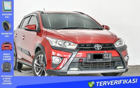 Toyota Yaris Heykers 2017 servis record