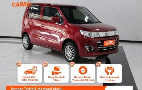 Suzuki Karimun Wagon R GS AT 2018 Merah
