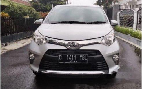 Jual Toyota Calya G 2017 harga murah di Jawa Barat