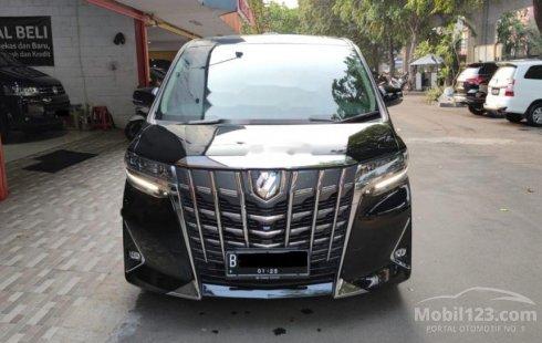 Jual mobil Toyota Alphard G 2019 bekas, DKI Jakarta