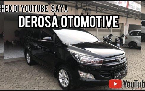 Toyota Kijang Innova 2.0 G 2017 Termurah