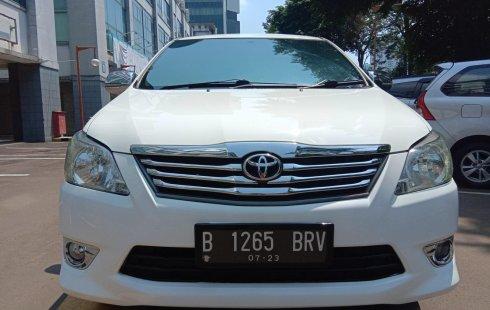 Toyota Kijang Innova Diesel MT Lux 2013