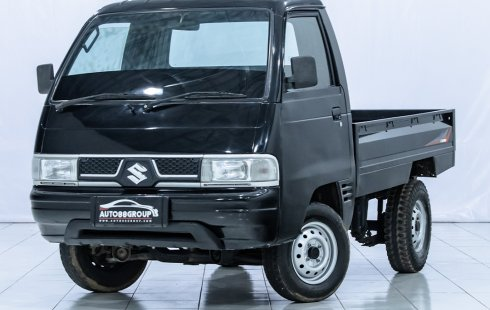 SUZUKI CARRY FUTURA PICK UP BLACK 2018