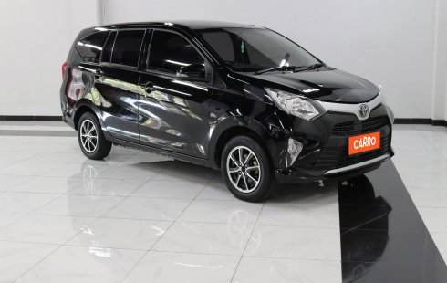 Toyota Calya G AT 2016 Hitam