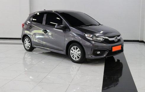 Honda Brio E Satya MT 2021 Abu-abu