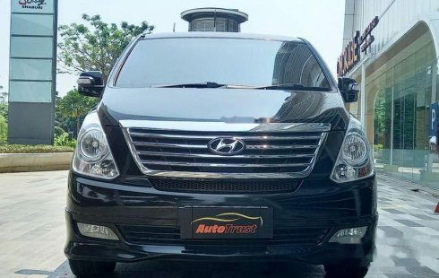 DKI Jakarta, Hyundai H-1 Royale 2013 kondisi terawat