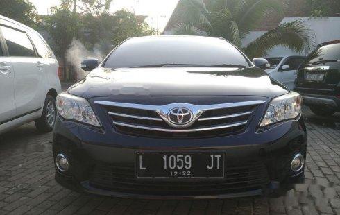 Mobil Toyota Corolla Altis 2012 G terbaik di Jawa Timur