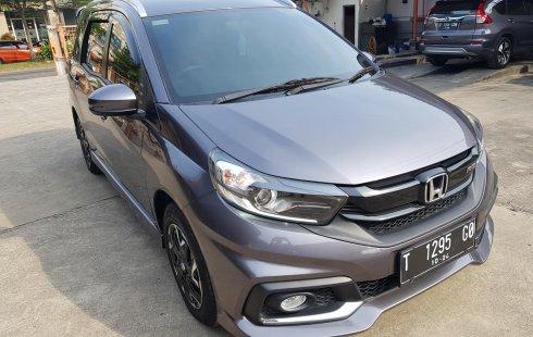 Honda New Mobilio RS CVT 2019 Abu abu Facelift