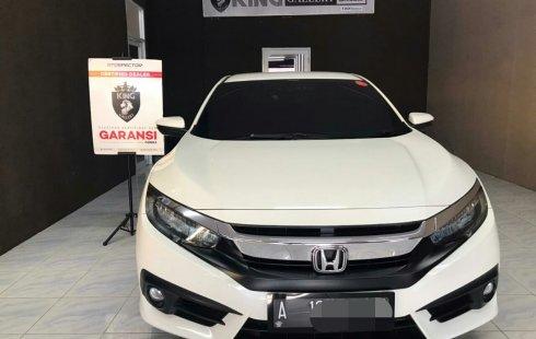Honda Civic 1.5L 2018 Putih