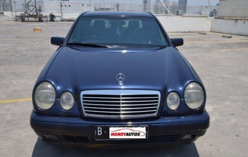 Mercedes-Benz E-Class AT E 320 Tahun 1997 Biru