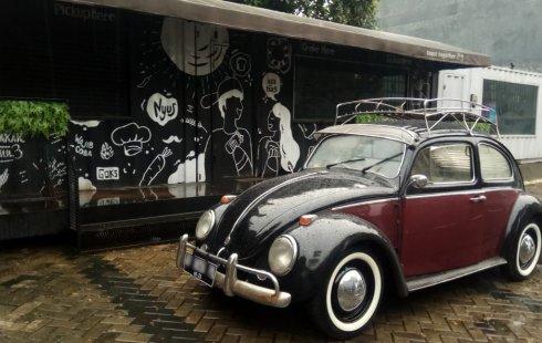 1963 Volkswagen Beetle Classic (VW Kodok Belo Klasik)