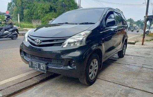 Avanza E 2012 A/T termurah di Bogor