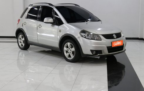 Suzuki X-Over Sx4 AT 2010 Silver