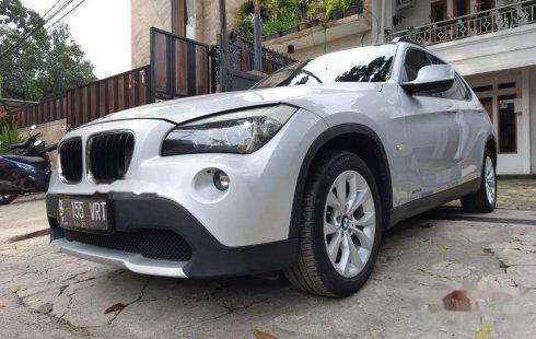 Jual mobil BMW X1 sDrive18i 2011 bekas, Jawa Barat