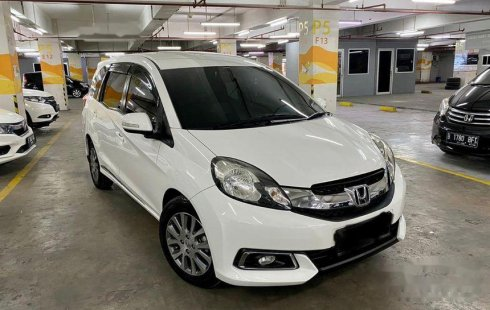 Mobil Honda Mobilio 2014 E Prestige dijual, DKI Jakarta