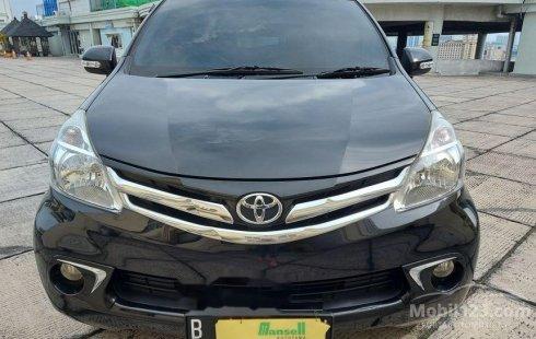 DKI Jakarta, jual mobil Toyota Avanza G 2012 dengan harga terjangkau