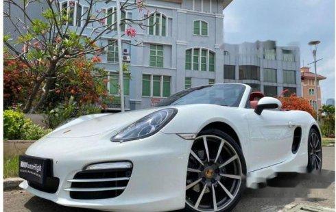 Porsche Boxster 2013 DKI Jakarta dijual dengan harga termurah
