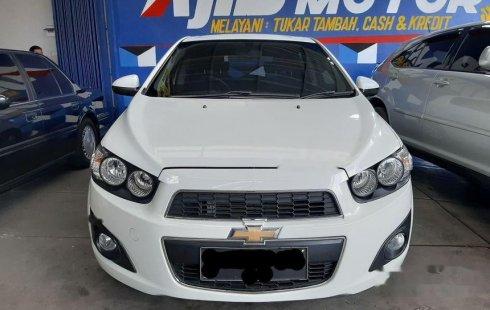 Jual mobil bekas murah Chevrolet Aveo LT 2012 di Jawa Timur