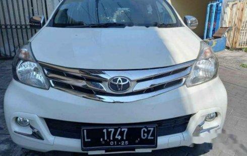 Jual Toyota Avanza G 2015 harga murah di Jawa Timur