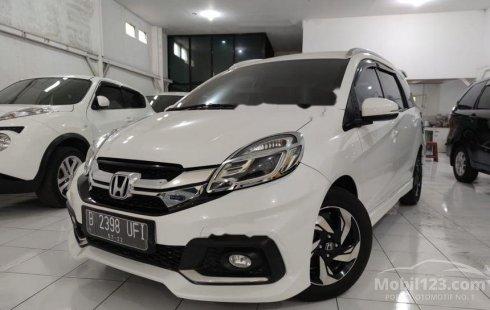 Jual mobil Honda Mobilio RS 2016 bekas, DKI Jakarta