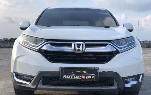 Mobil Honda CR-V 2017 Prestige dijual, DKI Jakarta