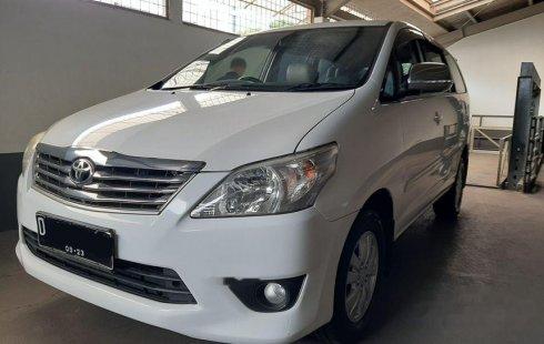 Jual cepat Toyota Kijang Innova G 2013 di Jawa Barat