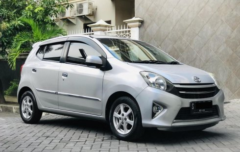 Toyota Agya G AT 2015 Matic Istimewah