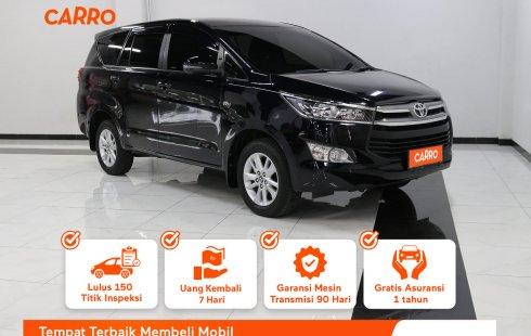 Toyota Innova 2.0 G MT 2019 Hitam