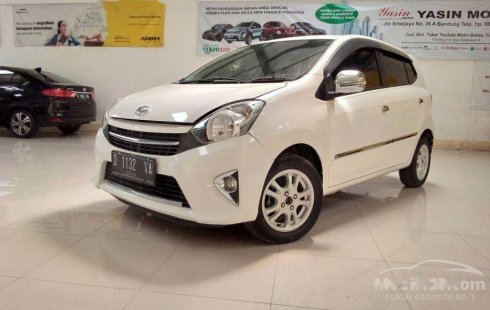 Jual mobil bekas murah Toyota Agya G 2015 di Jawa Barat