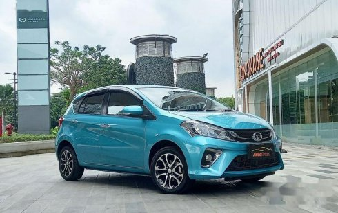Mobil Daihatsu Sirion 2018 dijual, DKI Jakarta