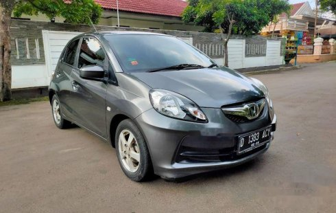 Mobil Honda Brio 2014 S dijual, Jawa Barat