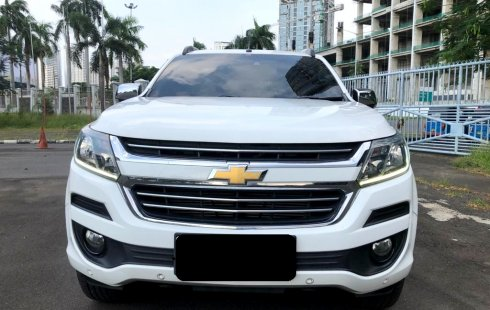 Chevrolet Trailblazer 2.5L LTZ 2017 Putih