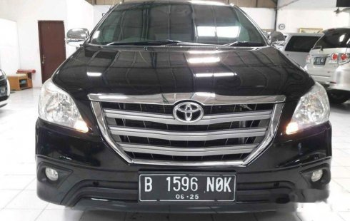 Jual mobil Toyota Kijang Innova G 2015 bekas, DKI Jakarta
