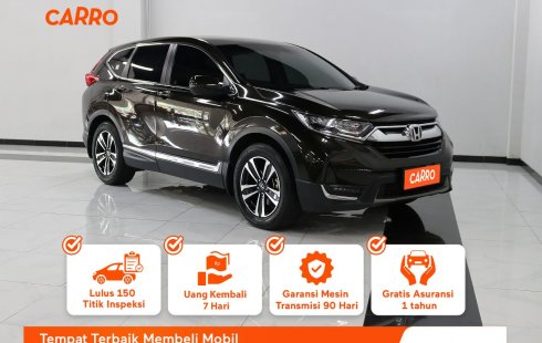 Honda CRV 1.5 Turbo Perstige AT 2019 Hijau