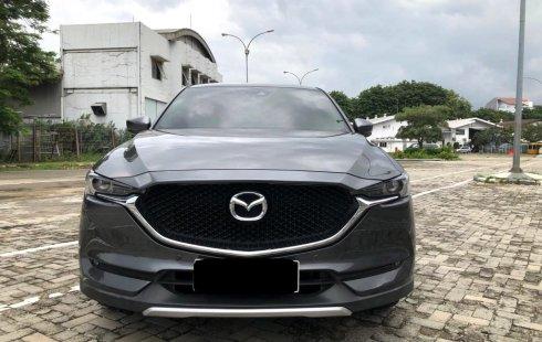 Mazda CX-5 Elite AT 2017 Abu-abu