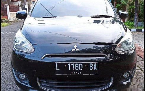 Jual cepat Mitsubishi Mirage EXCEED 2014 di Jawa Timur