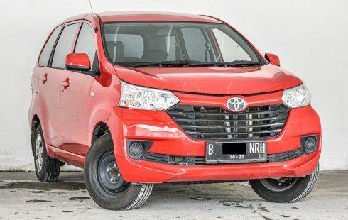 Toyota Avanza E 2017